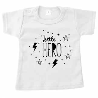 Tshirt wit little hero