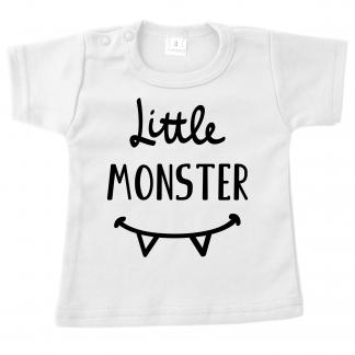 Tshirt wit little monster