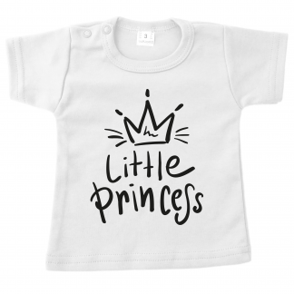 Tshirt wit little princess