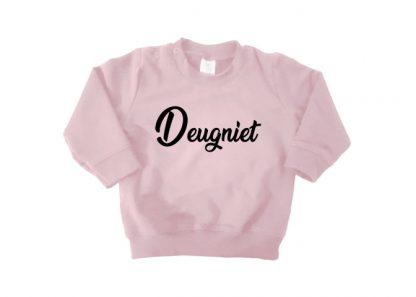 sweater roze Deugniet