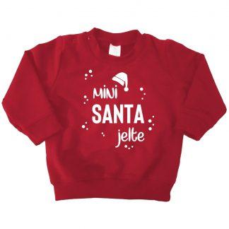 Sweater my first christmas kerst kerstmis trui naam baby kind