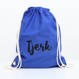Katoenen tas met naam