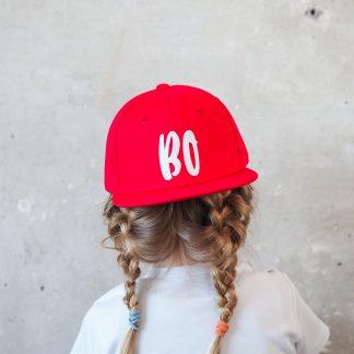 Snapback cap pet naam